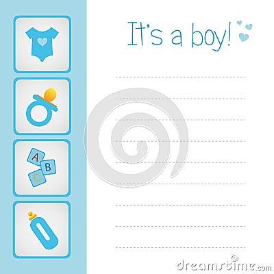 карточка ребёнка прибытия