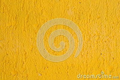 τοίχος κίτρινος