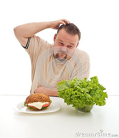 选择节食健康不健康