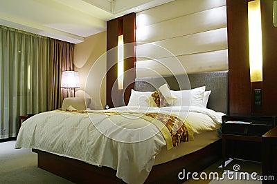 гостиница спальни