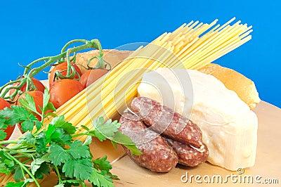 地中海的饮食