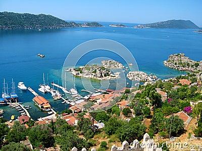 海岸土耳其
