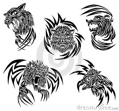 животные татуируют одичалое