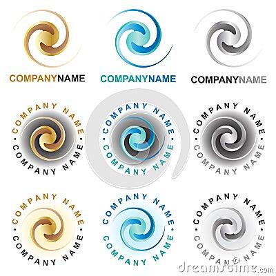 σπείρα λογότυπων εικονι