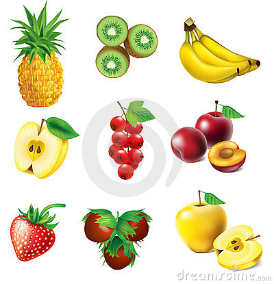 комплект плодоовощ