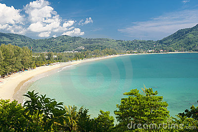 παραλία Ταϊλάνδη