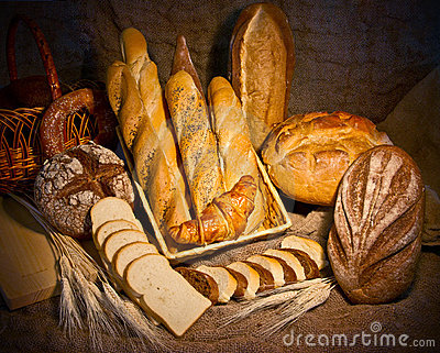 διαφορετική καλή ζωή ψωμι&