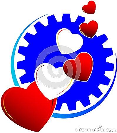 влюбленность логоса сердец