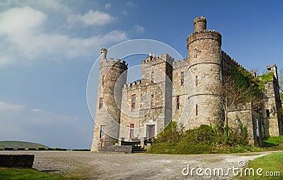κάστρο ιρλανδικά