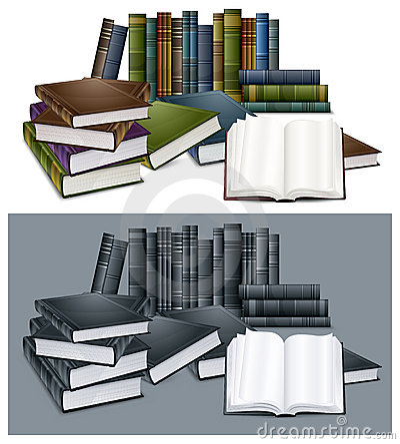 βιβλιοθήκη βιβλίων