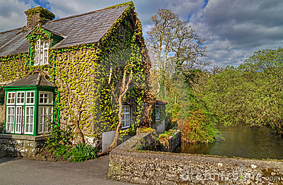 村庄房子爱尔兰语