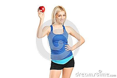 苹果运动员女性藏品