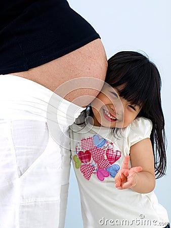 μωρό ι μούμια αγάπης