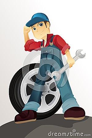 汽车机械师