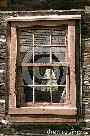 κόκκινο παράθυρο