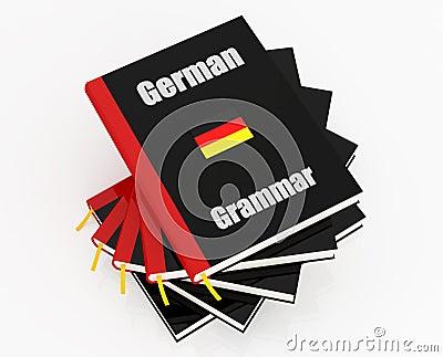 γερμανική γραμματική