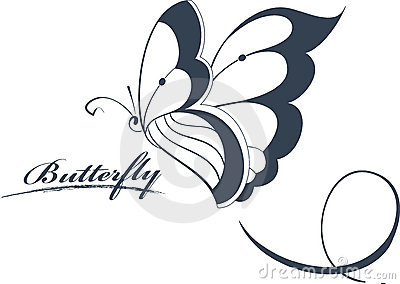 элемент конструкции бабочки