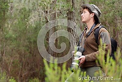φωτογράφος φύσης