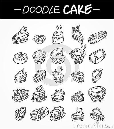 τα κινούμενα σχέδια κέικ σύ&