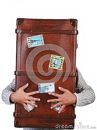 手提箱旅行