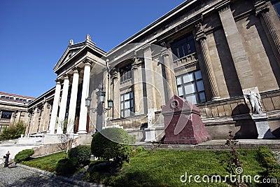 考古学伊斯坦布尔博物馆