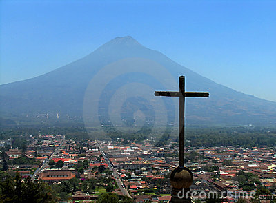 安提瓜岛危地马拉