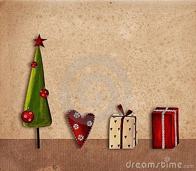 看板卡圣诞节