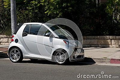 汽车聪明微小