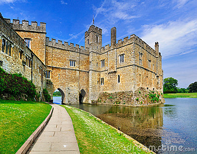 城堡英国利兹