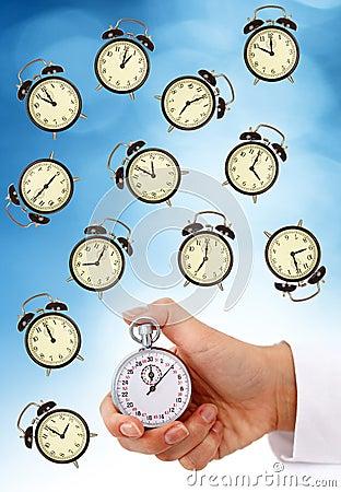 διοικητικός χρόνος