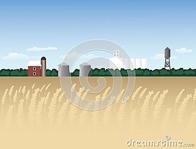 农村美国的社区