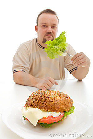 选择概念饮食