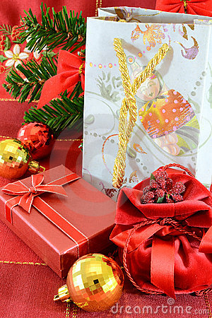 подарки рождества