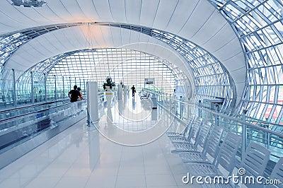 αρχιτεκτονική αερολιμέν