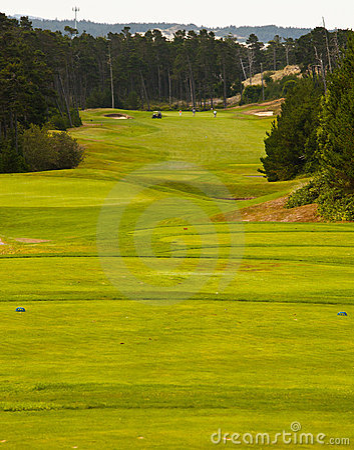 гольф курса