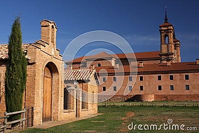 μοναστήρι ισπανικά