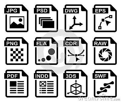 设计图象图标