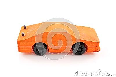 φυλή αυτοκινήτων ξύλινη