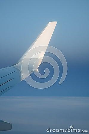飞机天空翼
