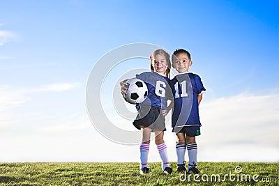 球员足球青年时期