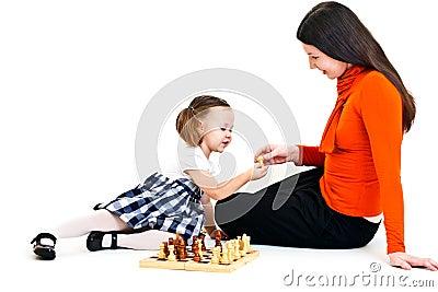 棋女孩使用