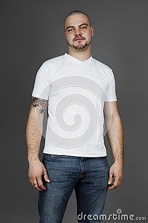 человек бороды