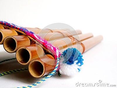 安地斯山的长笛