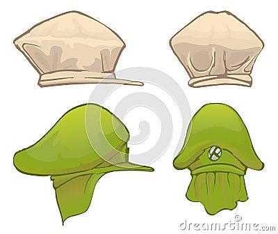 передний взгляд со стороны шлема