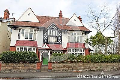 великобританская дом