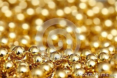 абстрактное золото