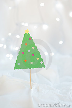 Διακόσμηση τεχνών Χριστουγέννων