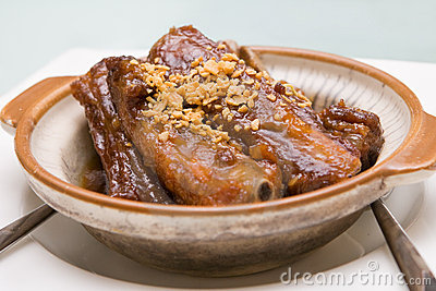 κινεζικά πλευρά χοιρινού