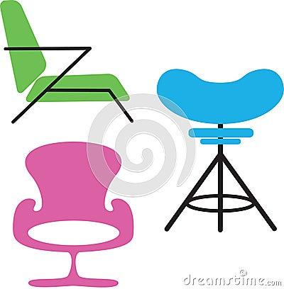έδρες σύγχρονες