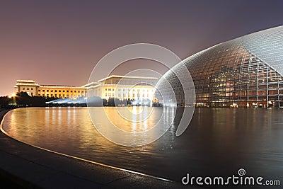 Национальный театр Пекин